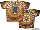 "Grateful Dead ""Steal Your Feathers"" Double Sided Tie-Dye T-Shirt - FREE SHIPPING"