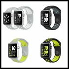 New Color Style Sports Silicone Bracelet Band For For Apple Watch 38/42mm 2/1