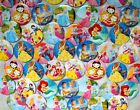Disney Princesses 45MM Mix LOTS PIN BACK BADGES BUTTONS NEW FOR BAG CLOTH PARTY