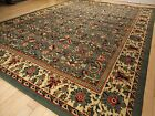 New Green Area Rugs Traditional 8x11 Oriental Rug Persian Style Carpet Runners