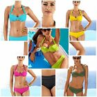 HEINE BIKINI Halter Neck Underwired Soft cups Turnover briefs Many & Sizes