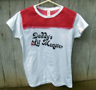 Slightly Imperfect Daddy's Lil Monster T Shirt See Listing for Harley Suicide