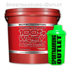 (15,84€/kg) Scitec Nutrition 100% Whey Protein Professional 5000g 5kg Eiweiss