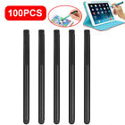 100X Universal Stylus Touch Screen Pen For Samsung Tablet PC iPad iPhone Kindle