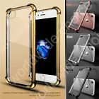 Crystal Clear Case Silicone/Rubber/Gel/Transparent Cover For iPhone 7 Plus
