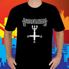 New Dissection Extreme Metal Band Legend Logo Men's Black T-Shirt Size S to 3XL
