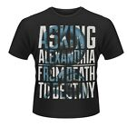 Asking Alexandria 'Snakes' T-shirt - NUOVO UFFICIALE