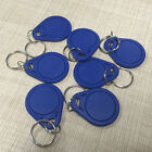 13.56Mhz RFID key tag rewritable key fob  for access control door entry 50pcs