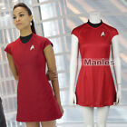 Star Trek Into Darkness Cosplay Uhura Carol Costume Uniform Dress Women Outfits on eBay