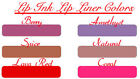 LIP INK LONG LASTING LIQUID LIP LINER STAIN NEW SAFETY SEALED FULL SIZE .25 OZ.