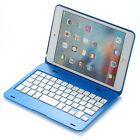 Wireless Bluetooth Keyboard with Swivel Rotary Stand Cover Case For iPad Mini 4