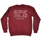 3 Kinds Of Snakes Scare Me SWEATSHIRT Top Snake Joke Present birthday gift
