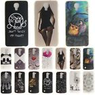 Ultra Thin Rubber Case Soft TPU Silicone Back Cover Skin Shell For LG Phones