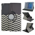 Folio Stand Leather 360 Rotating For Apple iPad 2 3 4 5 6 mini Air Case Cover