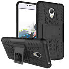 Heavy Duty Armor Hybrid ShockProof Hard Phone Back Case Cover For Meizu Meilan 3