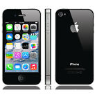 Apple Iphone 4s Gsm Unlocked Smartphone Cricket At&t Tmobile Black White