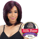 Freetress Equal 4x3.5 Silk Base Synthetic Lace Front Wig - SILK LAYERED BOB