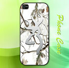 Browning Cutter White Snow Camo Pictorial Case for iPhone & Samsung