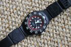 Tag Heuer 383.508 Formula One F1 Watch Womens Red Black Rubber Strap Ladies
