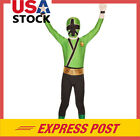 cosplay costumes power rangers - Boys Power Rangers costume kids Samurai cosplay child jumpSuit Outfit Christmas