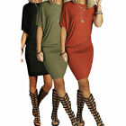 Summer Sexy Women's Bodycon Casual Party Evening Cocktail Short Mini Dress