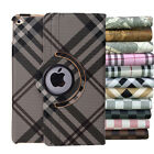 360 Rotating folio Luxury Leather Smart Case Cover Stand For Apple iPad Pro 9.7