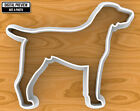German Shorthaired Pointer Dog Cookie Cutter, Selectable sizes