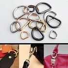 Внешний вид - Metal Heavy Duty Handbag Leather Bag Purse Strap Belt Web O D Ring Buckle Clasp