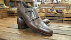 Luis Gonzalo // 1967H // Handmade Gents Brown Shoes // REDUCED!!! Was £135.00