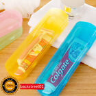New Travel Portable Toothbrush Toothpaste Storage Box Cover Protect Case