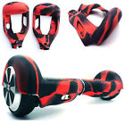 """Silicone Case Cover For 6.5"""" 2Wheels Smart Self Balancing Scooter Hover board US"""