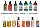 Bath and Body Works Scented Hand Soap Many Formulations Scents Free World Ship