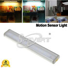 New 10 LED Cabinet Light PIR Kitchen Wardrobe Cupboard Closet Motion Sensor Lamp