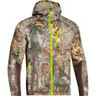 mens XL Under Armour ColdGear Scent Control Barrier Jacket/realtree xtra 1259182