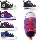 New Babies Infants All Star Converse Toddlers Crib Boys Girls Trainers Shoes UK