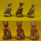 Wade Whimsies (2006/08 Set #6) USA Red Rose Tea Pet Shop Friends - Selection C