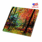"""Stretched Canvas Print Mirrored Sides ArtWall Deco 20""""x20"""" """"The Dense Forest"""""""