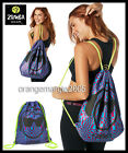 Zumba JUMBO Zmoji TOTE BAG~Gym~Travel~Backpack~Great Gift~DURABLE~fr.Convention