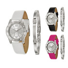 Valletta Crystal Women's Quartz Watch