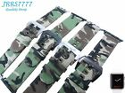 Apple watch 42mm Camouflage Canvas Strap Band Sports Army Military New IWatch