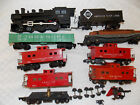 American Flyer S Gauge Locomotive and Cars for Repair