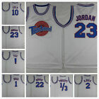 Space Jam Tune Squad Bugs 1 Lola 10 Jordan 23 Murray 22 TAZ Basketball Jersey