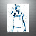 Dirk Nowitzki Dallas Mavericks Poster FREE US SHIPPING on eBay