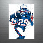 LeGarrette Blount New England Patriots FREE US SHIPPING $30.0 USD on eBay