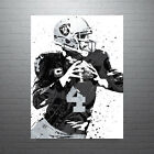 Derek Carr Oakland Raiders Poster FREE US SHIPPING $25.0 USD on eBay