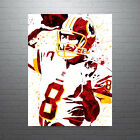 Kirk Cousins Washington Redskins Poster FREE US SHIPPING $15.0 USD on eBay