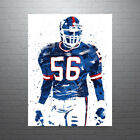 Lawrence Taylor New York Giants Poster FREE US SHIPPING $15.0 USD on eBay