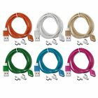 Metal Magnetic Micro USB 2.0 Plug Data Sync Charging Cable for Samsung Andriod