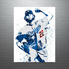 Clayton+Kershaw+Los+Angeles+Dodgers+Poster+FREE+US+SHIPPING