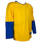 2016 World Cup of Hockey Jerseys Team Sweden